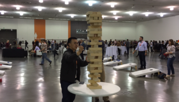 Giant Jenga Rental - San Francisco Bay Area