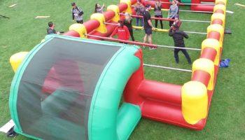 Giant Inflatable Human Foosball Rental