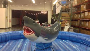 Mechanical Shark Ride Rental
