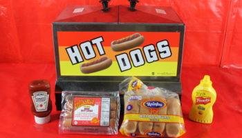 Hot Dog Machine Rental