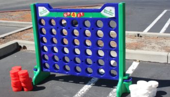 Giant Connect Four Game Rental