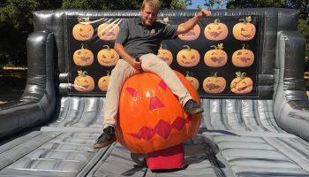 Halloween Pumpkin Ride Rental Northern California