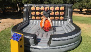 Pumpkin Ride Rental Halloween Party California