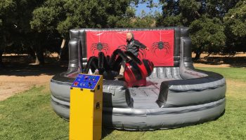 Mechanical Bull Spider ride rental San Jose