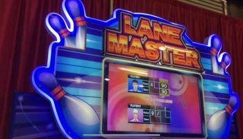 LED Giant Bowling Game Rental