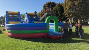 obstacle course rentals San Francisco bay area