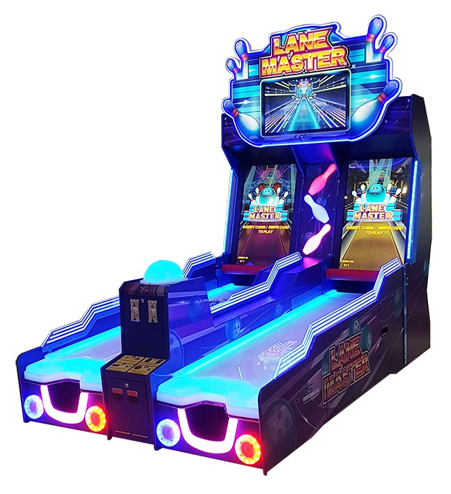 Lane Master Bowling - Arcade Game Rentals – Over 21 Party
