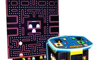 Giant Pac Man arcade Game Rental Oakland
