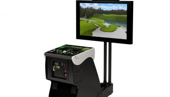golden tee golf arcade game rental