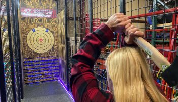 Axe Throwing San Jose
