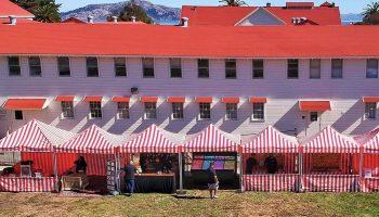 Carnival Midway Tent Rentals San Francisco