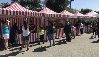 Carnival Tent Rentals San Jose