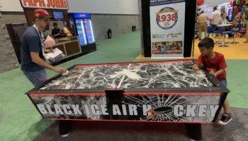 Air Hockey Table Rental San Francisco Bay Area