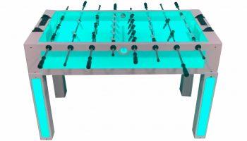 Lighted Foosball Table Rental Bay Area