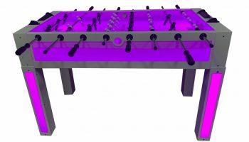 Lighted Foosball Table Rental