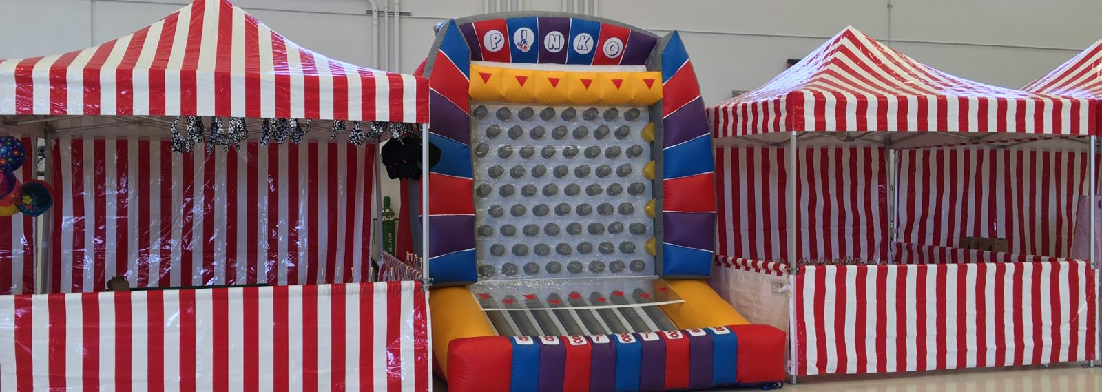 San Jose Carnival Tent Rental